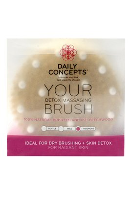 Daily Concepts Detox Massaging Brush