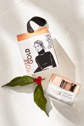 Rodial Rose Gold Travel Moisturizer