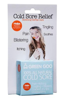 Cold Sore Relief Tin