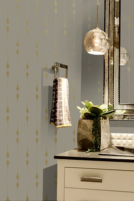 Shimmer Self-Adhesive Wallpaper