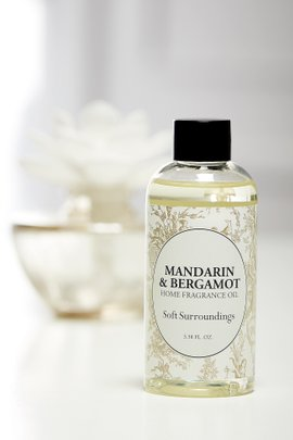 Mandarin & Bergamot Home Fragrance Oil