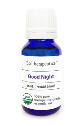 Ecotherapeutics Good Night Essential Oil Blend