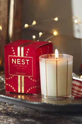 Nest Holiday Votive Candle