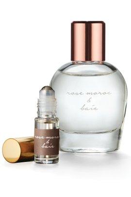 Rose Moroc & Baie Eau de Parfum & Rollerball Set