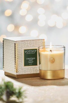 Christmas Sage Candle
