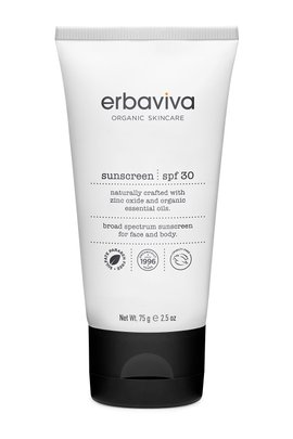 Erbaviva Natural Sunscreen