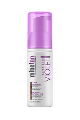 Marque of Brands Violet Express Tan Foam Mini