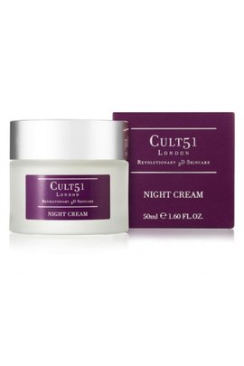 Cult 51 London Night Cream