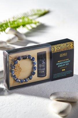 Zen Oil & Bracelet Set