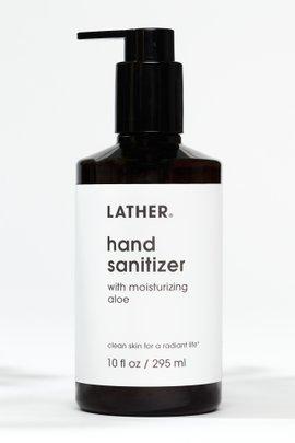 Lather Hand Sanitizer with Moisturizing Aloe