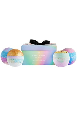 Miss Patisserie Great Balls of Fizz Bath Bomb Set