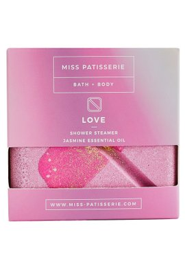Miss Patisserie Aromatherapy Shower Steamers