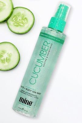 Mine Tan Cucumber Hydrating Face & Body Tan Mist