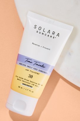 Solara Time Traveler Ageless Daily Face Sunscreen SPF 30