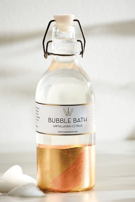Winton & Waits Himalayan Citrus Bubble Bath