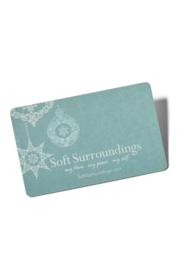 Soft Surroundings Gift Card
