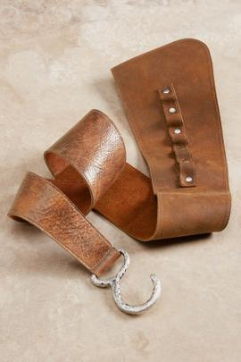 Dakota Leather Belt