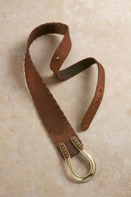 Hacienda Leather Belt