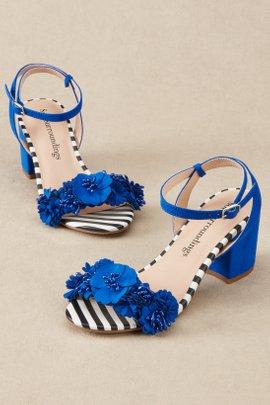 Flora Heels