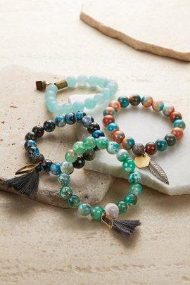 Multi Fun Stretch Bracelets