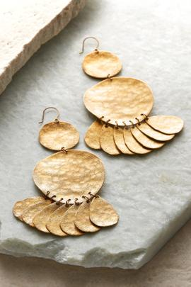 Caracol Earrings
