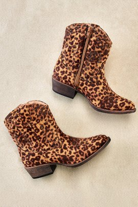 Savannah Booties