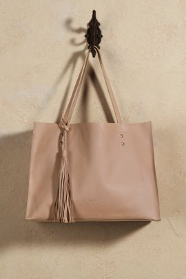 Pampa Leather Tote