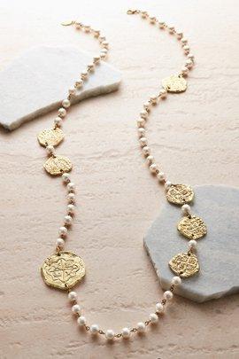 Cora Coin Necklace