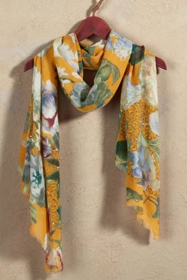 Tolani Floral Scarf