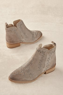 Sansa Studded Booties