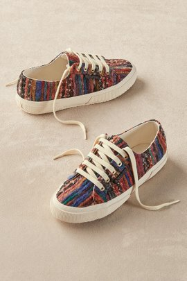 Superga Textured Yarns Sneakers