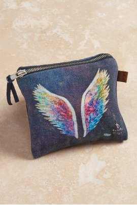Angel Wings Project Small Pouch