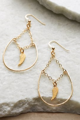 Micah Hoop Earrings