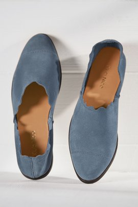 Georgette Flats