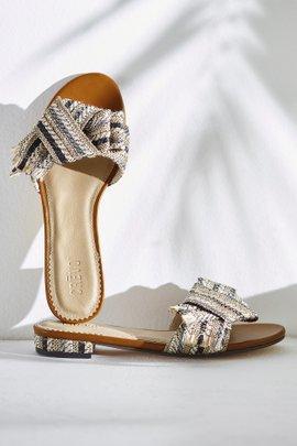 Safron Slide Sandals