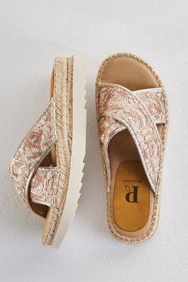 Pia Rossini Slide Sandals