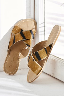 Safari Slide Sandals