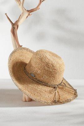 Camille Raffia Hat