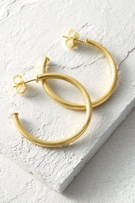 Everyone's Favorite Hoop Earrings