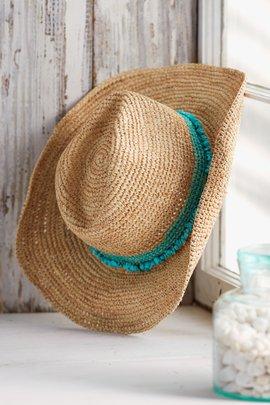 Tahiti Cowboy Hat