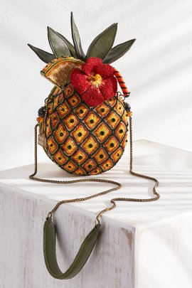 Fun in the Sun Pineapple Bag