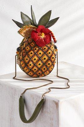 Fun in the Sun Pineapple Bag