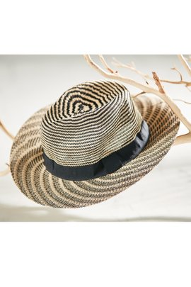 Safari Wide Brim Panama Hat