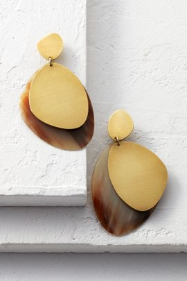 Sabi Statement Earrings
