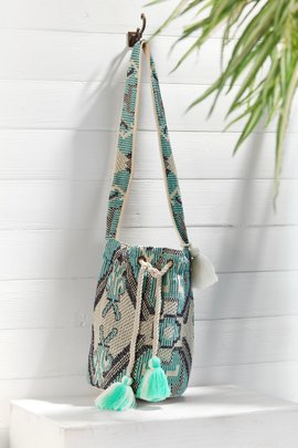 Harbour Bucket Bag