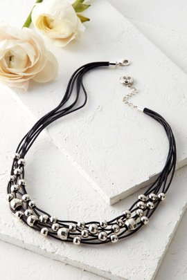 Thrive Beaded Necklace