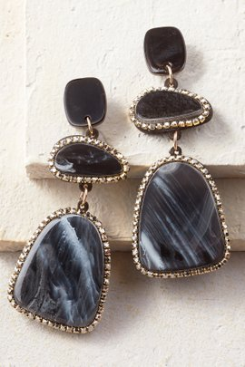 Adina Resin Earrings