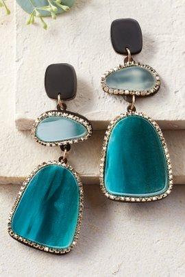 Adina Resin Earrings