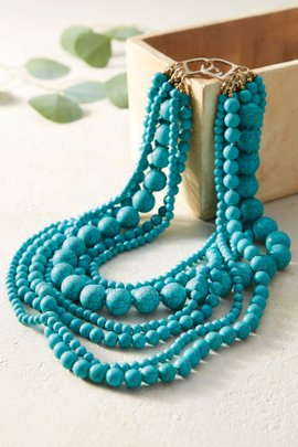 Sierra Turquoise Necklace