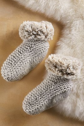 Cabin Boot Slipper Socks